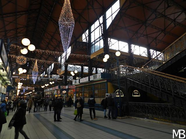 mercato centrale budapest