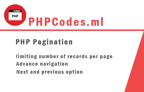 php pagination