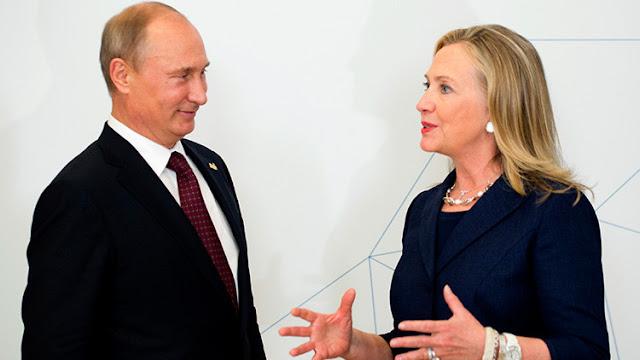 """Exanalista de la CIA: """"Clinton fue eficaz en desacreditarse a sí misma, sin la ayuda de Putin"""""""