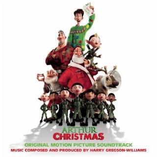 Arthur och julklappsrushen sång - Arthur och julklappsrushen musik - Arthur  och julklappsrushen soundtrack