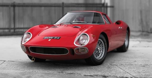 多数の激レアなスーパーカーがオークションで驚異的な価格で落札! フェラーリ250LM