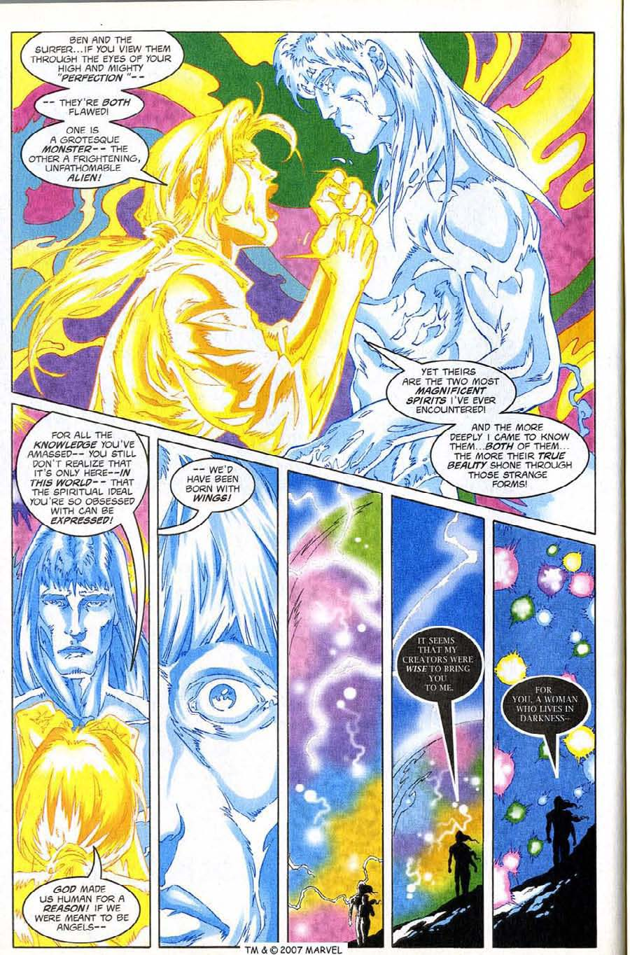Read online Silver Surfer (1987) comic -  Issue #138 - 32