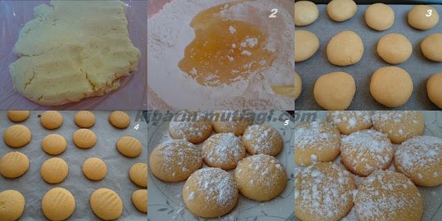 3 malzemeli kolay kurabiye tarifi olarak ta anılan krem şantili kurabiye, çok kolay ve pratik bir kurabiye tarifi.