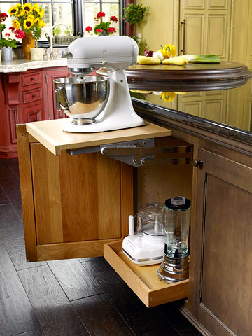small kitchen storage cabinets island | Home Furniture: Kitchen Storage Ideas 2011