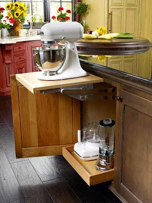 Home Furniture Kitchen Storage Ideas 2011