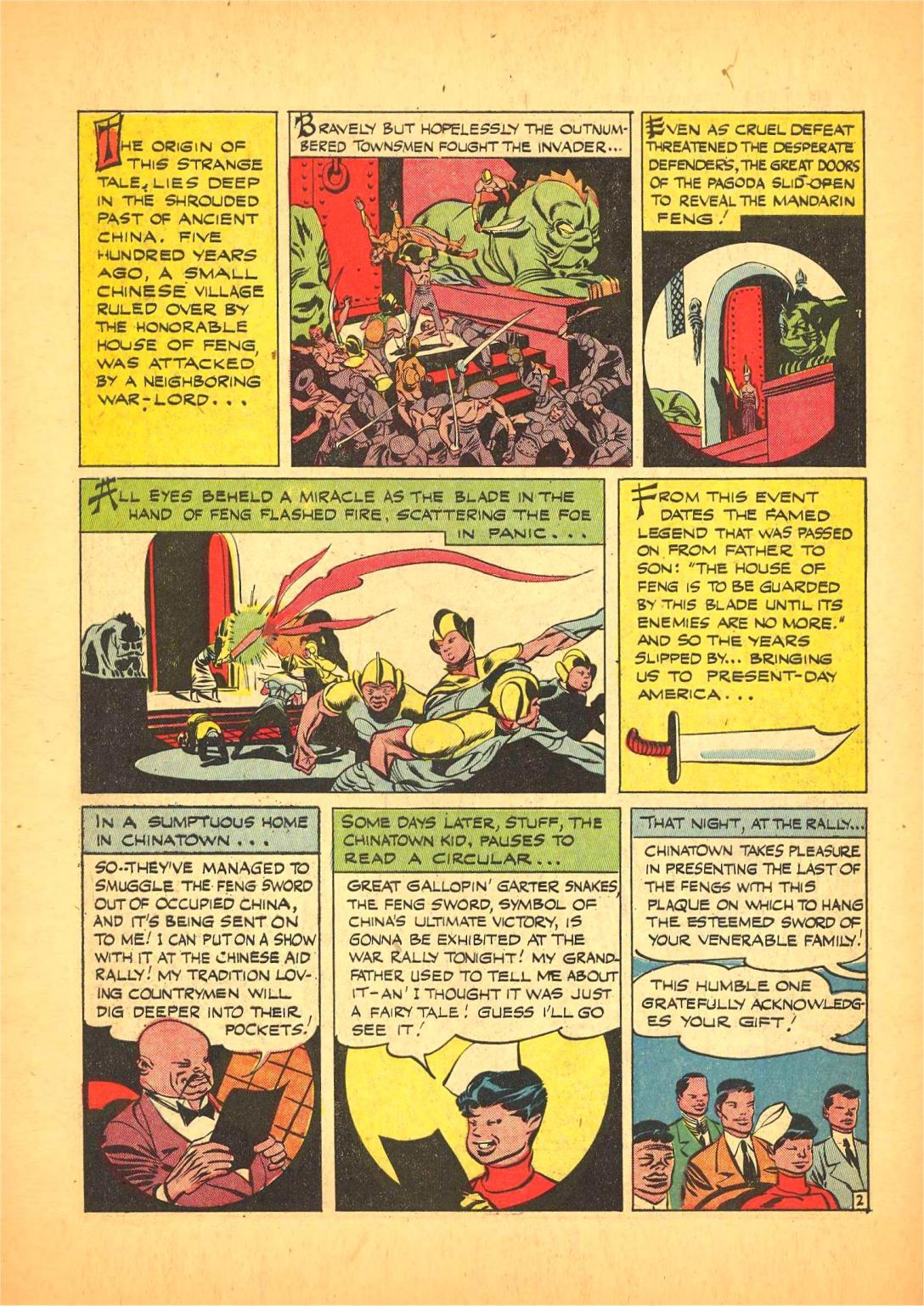 Read online Action Comics (1938) comic -  Issue #66 - 17