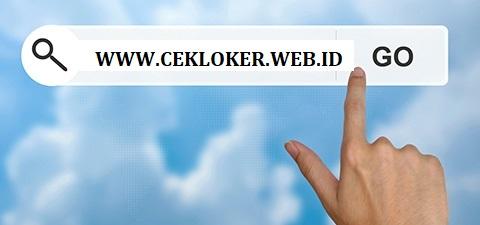 Cekloker.Web.ID Bursa Lowongan kerja 2018