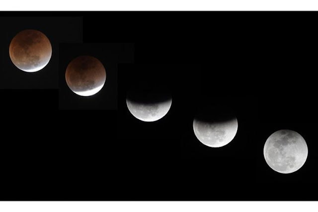 "Kenapa Gerhana Bulan Total Disebut ""Blood Moon"""