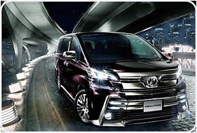 Toyota Vellfire 2017 Reviews