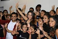 Kiara Advani Black Tank Top Tight leggings Tu Cheez Badi Hai Mast Mast~  Exclusive 15.JPG