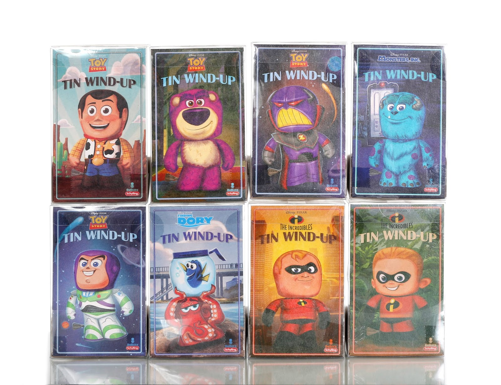 pixar tin wind-ups
