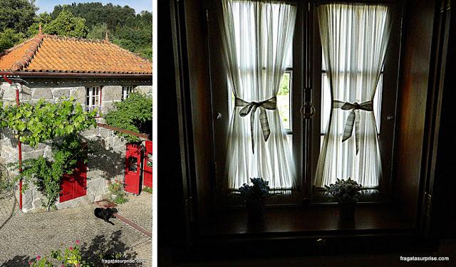 Hospedaria Casa São Faustino de Fridão, em Amarante