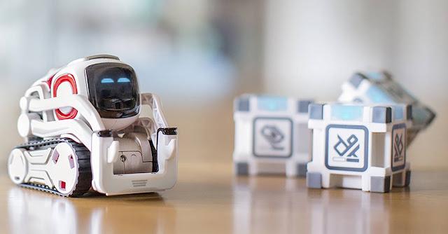 robot unik dan keren