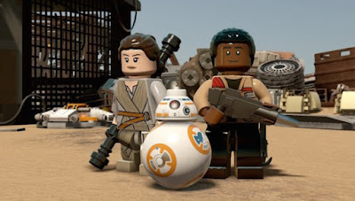 Lego Star Wars DespertarFuerza