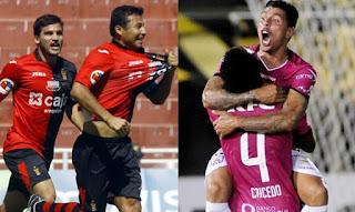 Independiente del Valle vs Melgar en Copa Libertadores 2016