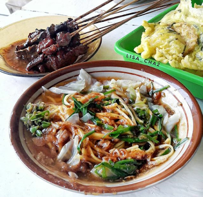 makanan khas dieng mie ongklok