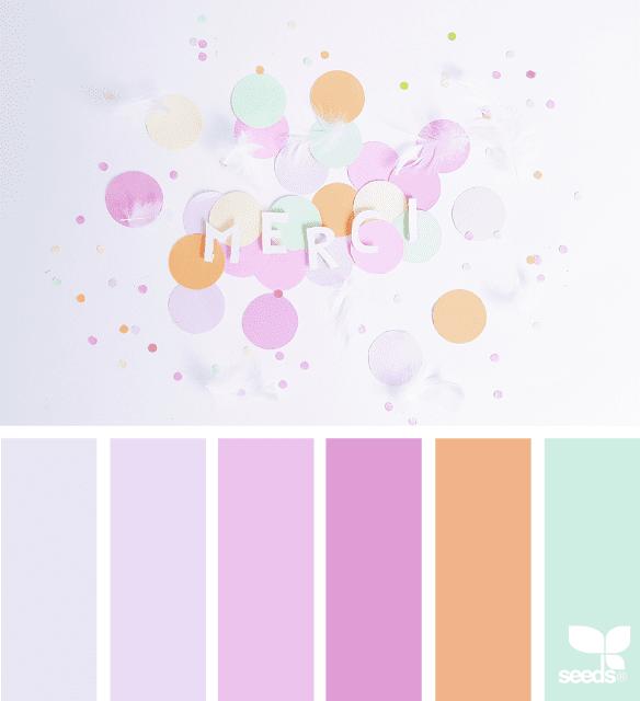 paleta de colores para blog de manualidades