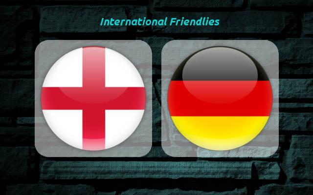 England vs Germany Full Match & Highlights 10 November 2017