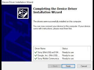 Cara Instal Driver Sony Xperia Via Flashtool