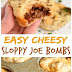 Easy Cheesy Sloppy Joe Stuffed Crescent Rolls Recipe