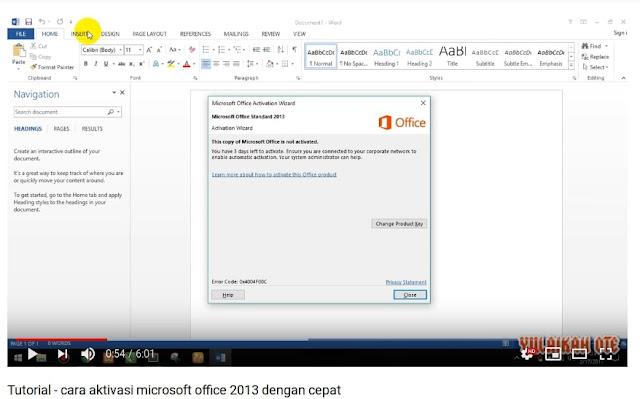 untuk aktivasi windows dan microsoft office Download dan Install KMS Auto Net 2019 Untuk Aktivasi Miscrosoft Office serta Windows