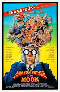 Amazonas en la luna (1987) Comedia con Arsenio Hall y otros