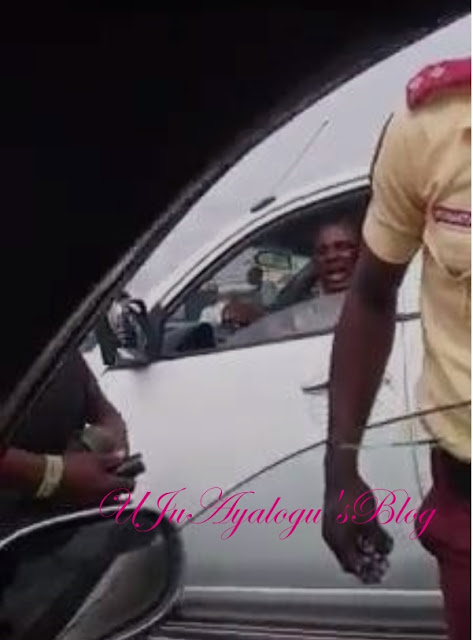 Watch Video..Nollywood actress releases video of policeman assaulting her Author: Nollywood actress, April Joju