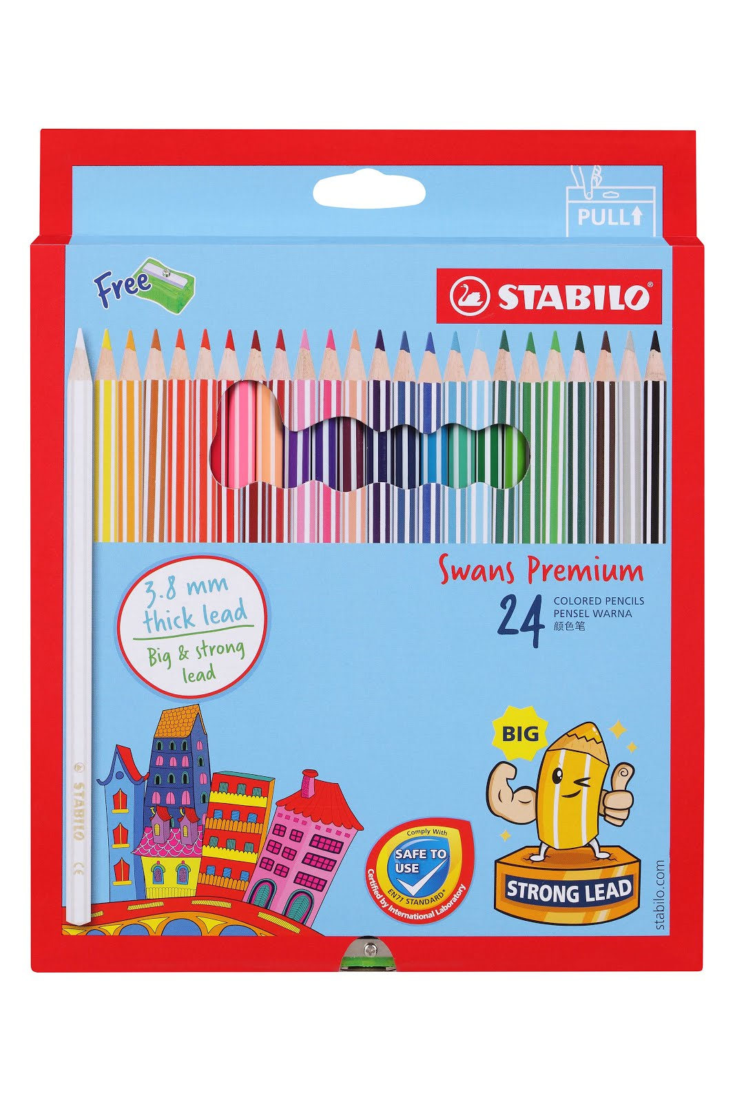 Choosing the Right STABILO Swans Colored Pencils for Your ...