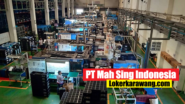Loker PT Mah Sing Indonesia 2020