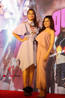 Actress Sonakshi Sinha at the Song Launch of Film Noor  0024.JPG