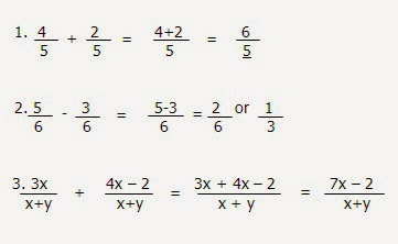 how to find lcd of fractions