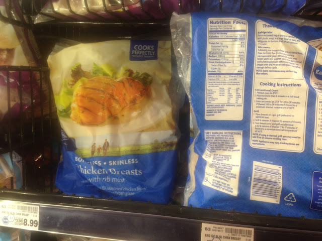 Chicken Breasts, 3 lb - Kroger