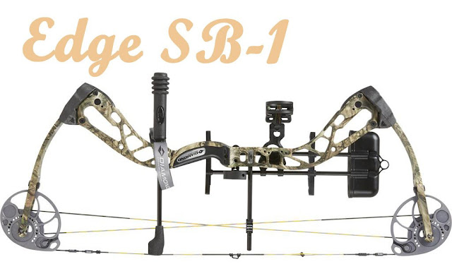 Hunting-Bow.com has your chance to enter once to win this beautiful Diamond Edge SB-1 Compound Bow package worth nearly $400, just in time for Archery Hunting season!