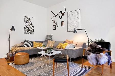 aproveitar espaço, apartamento pequeno, decoração, casa moderna, descolada, cozinha americana.