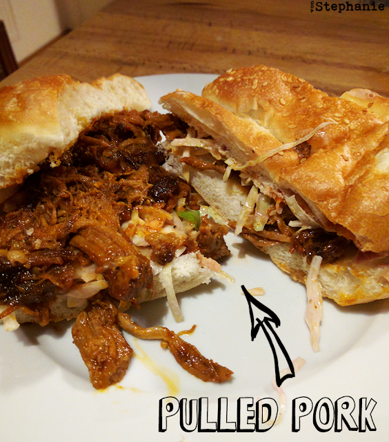 Pulled Pork Rezept | vonStephanie