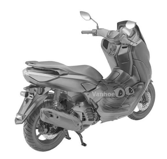 Prediksi Yamaha Namx 2020 oleh Vanhoe Rage