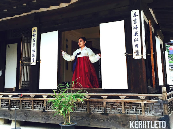 Travel Diary :  Namsangol Hanok Village (Day 2) | Wearing Hanbok