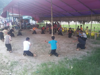 Tradisi Randai Di Jorong Sonsang