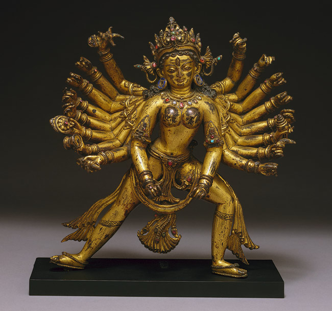 Hindu Deities in Art at the University of Missouri