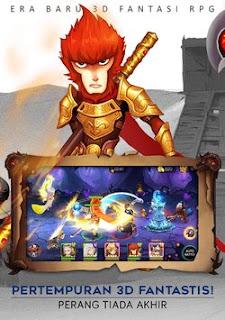 7 Paladin: Game RPG 3D Fantasi Mod  APK + Ofucak APK