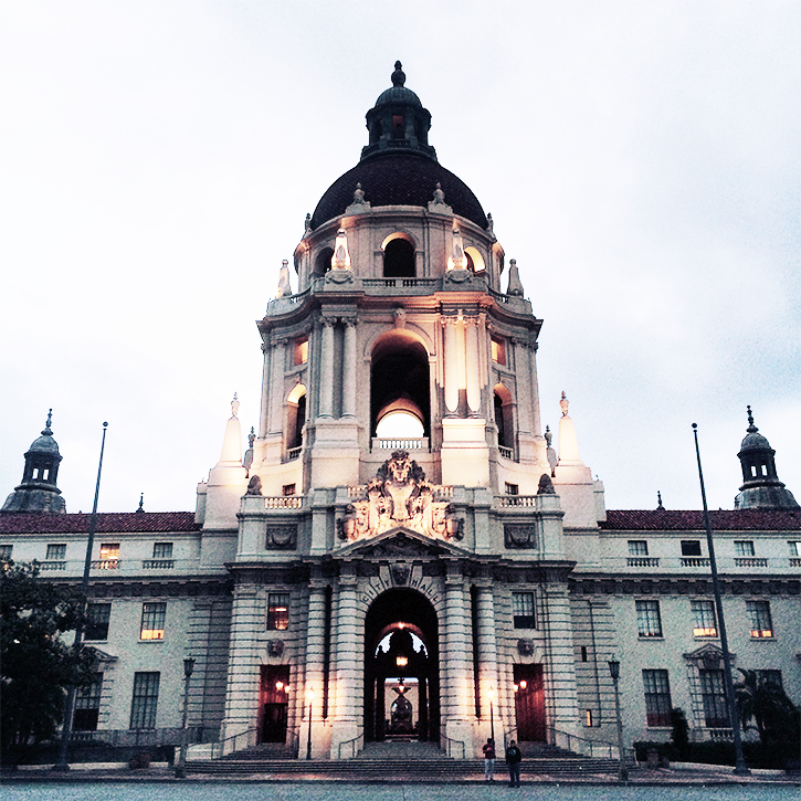 Pawnee, Pawnee City hall, Pasadena City Hall, Parks and Recreation