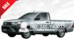 mobil toyota hilux s cab