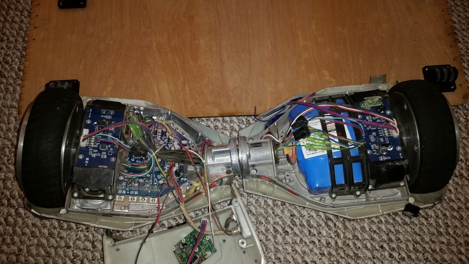 Optical Mouse Hacking Wildcircuits Wiring Diagram I Started Off By Strapping Everything Together In The Most Dangerous Manner Possible To See If It Would Still Work