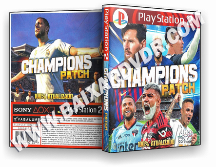 PS2 – CHAMPIONS PATCH (2020)
