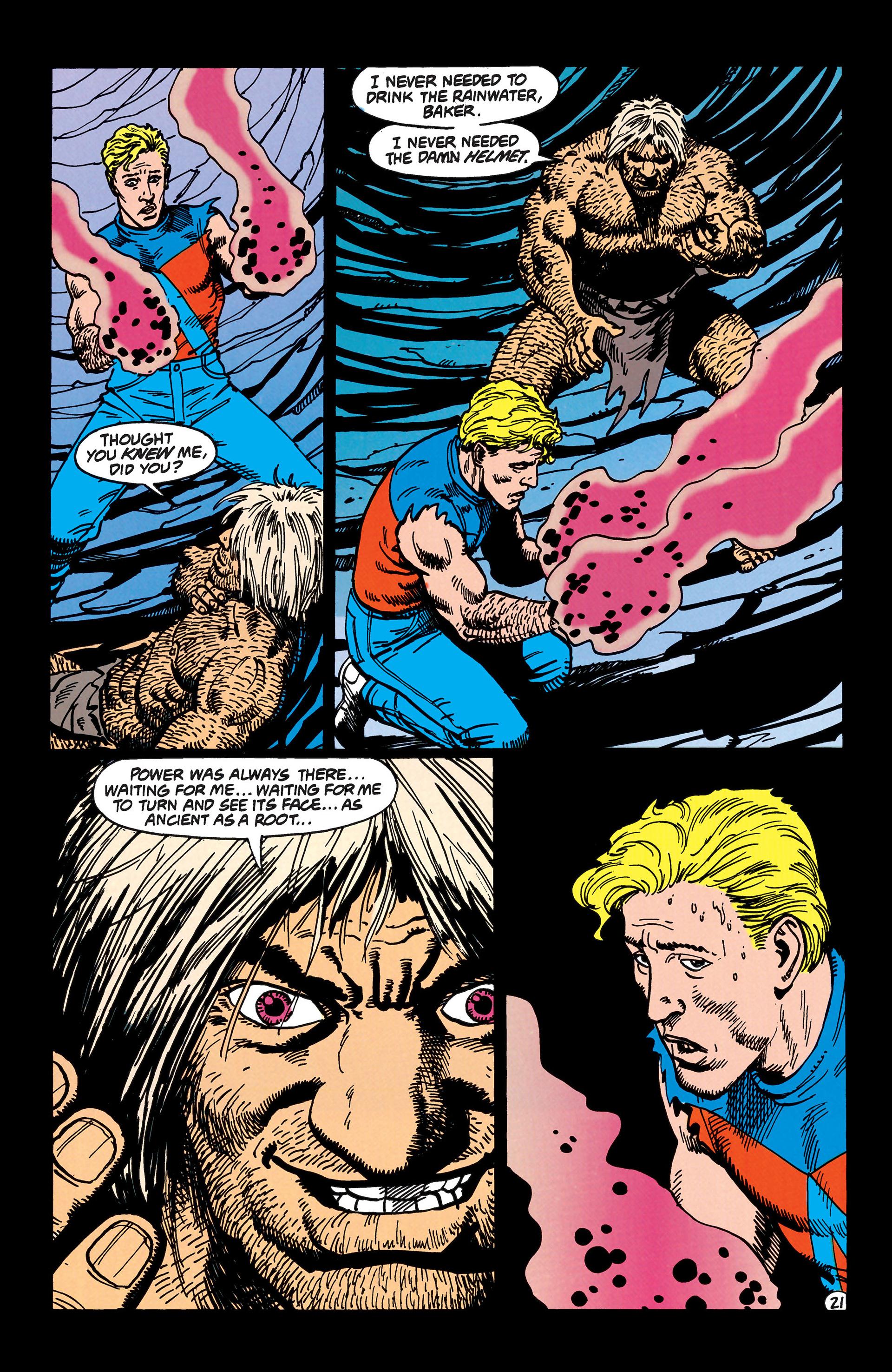 Read online Animal Man (1988) comic -  Issue #47 - 22