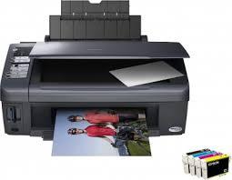 Pages blanches à l'impression sur les imprimantes Epson CX, DX, SX