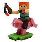 Minecraft Pig Rider Craftables Series 1 Figure