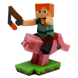Minecraft UCC Distributing Pig Rider Other Figure