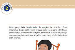 Kunci Jawaban Tematik Kelas 5 Tema 9 Subtema 3 Pembelajaran 2
