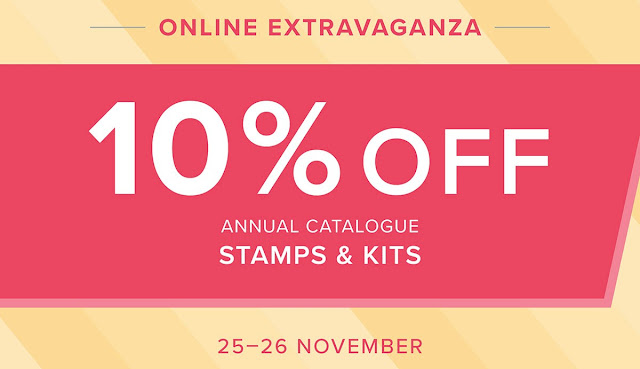 Online Extravanganza Stampin Up